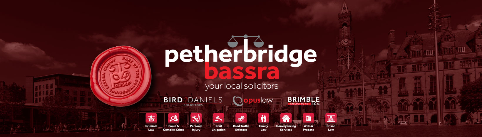 The Petherbridge Bassra Group – Rebrand